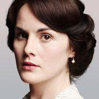 DOWNTON ABBEY •Michelle Dockery/Lady Mary Crawley