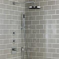 Holland Park | Fired Earth 7.5cm (Inside shower enclosure)