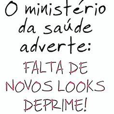 Nada de ficarem deprimidas, Girls!! Nós temos a solução!! 😉😊😄 #adorosunflower #modafeminina #novidades #tendencia #verao2017 #primaveraverao2017 #moda #humor #novacoleção Fashion Bella, Diva Fashion, Fashion Designer Quotes, Fashion Quotes, Luxury Lingerie, Personal Stylist, New Job, Digital Marketing, Casual