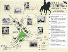 Fall Into Bedford Map and Details