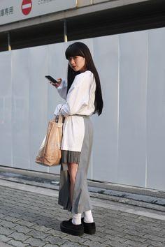 ストリートスナップ大阪 - らてさん | Fashionsnap.com