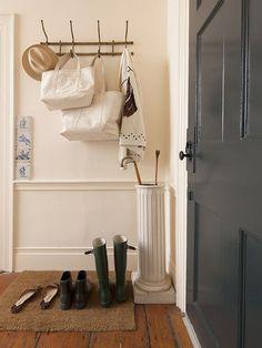 doorway entrance - apartment ideas - brooklyn townhouse decor inspiration ideas…