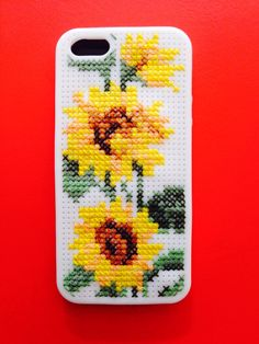 premium selection b620f 02e3c Cross stitch iPhone case | ❤ yarn & floss ❤ | Cross Stitch, Cross ...