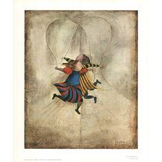 ''Jumping Rope'' by Graciela Rodo Boulanger Latino Art Print
