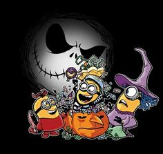 Despicable Me and The Nightmare before Christmas