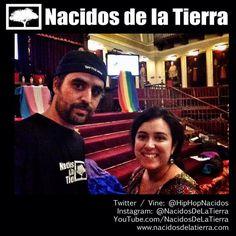 Todo listo para actuar en los premios Margarida Borrás de Lambda.  #lgtb #todossomoslibres #igualdad #bisibles2016 #hiphop #rap #nacidosdelatierra #hiphopactivism #culturahiphop #reggae #bisexualidad