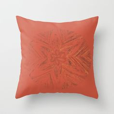 Woodworks Throw Pillow By J. Wylie