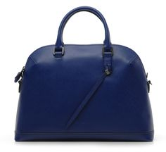 blue saffiano alison bag by ro ::Roztayger :: Designer Handbags & Accessories $417 (NZD)