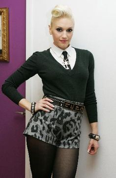 gwen stefani style | Email This BlogThis! Share to Twitter Share to Facebook Share to ...