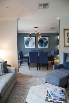 Dining Room Design by Jodie Carter Design