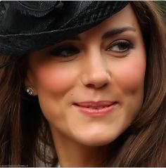 "Kate Middleton aka Catherine Duchess  of Cambridge. ""Only Beauty that is augmented with Character is always evergreen and everlasting."" -Deodatta V. Shenai-Khatkhate"