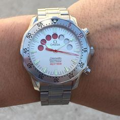 REPOST!!!  Omega APNEA looking good 😜 Loving the chrono counters on this one! #radcliffejewelers #omega #omegaforums #omegaforsale #smp #seamaster #omegaseamaster #300m #chronograph #chrono24 #watch #wristgame #watchgeek #watchgame #watchnerd #preownedwatch #wristtoys #wristshot #wristporn #apnea #omegaapnea @radcliffejewelers  Photo Credit: Instagram ID @radcliffeestatewatches