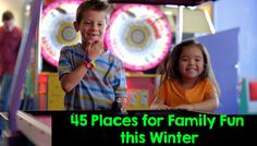 Wintertime in Iowa can be hard with young kids. How do you keep them busy, active and having fun? Well here are some ideas. The next time you are thinking what should I do with the kids today, check out our list of 45 Places for Family Fun this Winter. Art, Museums and Historical Places Des Moines Art Center Science Center of Iowa State Historical Museum Classes/Workshops Lowe's Build and Grow Clinics Home Depot Free Kids Workshops Michaels Indoor Playgrounds &Fun Centers Pump It Up…