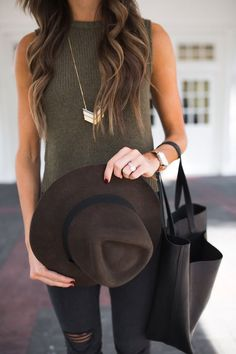 the look for Fall...