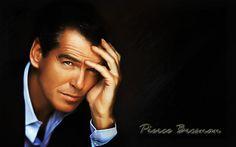 Pierce Bronson...Bond, James Bond