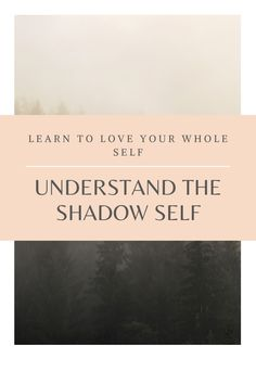 Shadow Self: The power of embracing the side of you that you wish to keep hidden. Speak Your Heart, Love Warriors, Soul Connection, Self Realization, Learning To Love Yourself, Contentment, Learn To Love, Self Development, Intuition