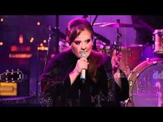 Adele - Lovesong (Live) love her cover of this song!