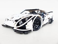 lego technic hammerhead supercar   creations   pinterest   lego