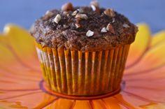Zucchini-Pumpkin Muffins. #glutenfree
