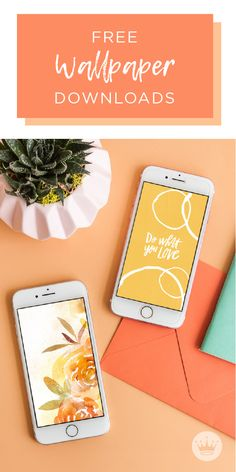September wallpapers from Hallmark creative interns - Think. Wallpaper Free Download, Wallpaper Downloads, September Wallpaper, Creative Studio, Autumn, Fall, Warm Colors, Florals, Laptop
