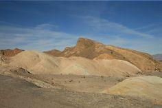 Death Valley, California, diciembre 2013