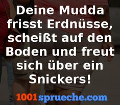 Deine Mutter Witze - Mehr Witze gibt's auf 1001sprueche.com 😊 Haha, Funny Pictures, Memes, Funny Stuff, Humorous Sayings, Funny Quotes And Sayings, Funny Humor, Best Your Mom Jokes, Good Instagram Captions