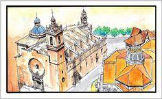 Santos Juanes, Valencia; by Josep Castellanos.