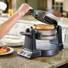 Waring Breakfast Express Waffle and Omelet Maker. Love-Love-Love!!!!