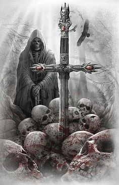 ~Your Turn Is Now † Grim Reaper Is Here For You Now ~