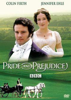 The definitive version of Pride and Prejudice.  Colin Firth *is* Mr. Darcy.  Love.  Love.  LOVE.