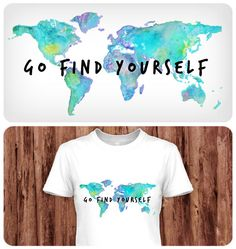 Sell your Art on T-Shirts! | The Best Travel Jobs | 50 Ways To Make Money While Traveling The World | You want to work and travel? Pack your bags! Here is the most extensive list of the best traveling jobs in the world | via @Just1WayTicket