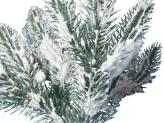 Balsam Hill shows you how to make flock for your Christmas tree using shaving cream