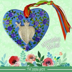 Corazón de los milagros. Para mayor información comunícate al 55 54 91 72 o visítanos en Av.Hidalgo No. 9 local 8 Col. del Carmen, Coyoacán. CP 04100.