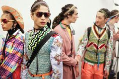 Hora de dar tchau pra Semana de Moda Masculina de Londres e dizerolápra Semana de Moda Masculina de Milão