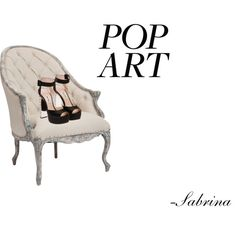 POP ART // via my channel: sabrina-grier.polyvore.com // (Collection: Discovered!)