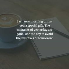 150 Beautiful good morning inspirational quotes and sayings. Welcome a brand new morning with a smile. Good Morning Inspirational Quotes, Good Morning Quotes, Wake Up Quotes, Good Morning Texts, Life Is A Gift, Brand New Day, Happy Thoughts, New Beginnings, Diy Tutorial