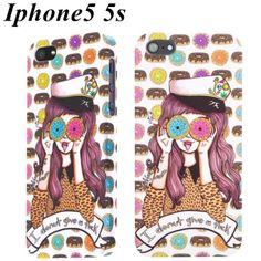 【楽天市場】Valfre ( ヴァルフェー ) ロサンゼルス の ドーナツ ガール iphoneケース I DONUT GIVE A FUCK IPHONE 5 5S CASE アイフォン ファイブ エス ケース iphone5 iphone5s 海外 ブランド:セレクトショップレトワールボーテ