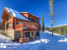 Powder Ridge Chief Gull | Big Sky MT Lodging | Ski In/Ski Out