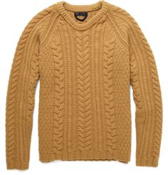 Burberry Prorsum Cable sweater, jumper