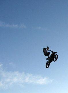 MotorCross #Motocross #moto #sport #sky #ciel #speed #speedway #cross Pinterest: pearlxoxoxo