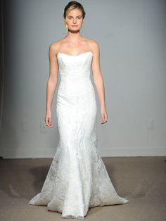 Anna Maier Fall 2017: Timeless, Sophisticated Wedding Dresses | TheKnot.com