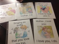 """This week we're getting ready to sing in Sacrament for Mothers Day! We're singing two songs, """"Families Can Be Together Forever"""" and a Moth. Lds Songs, Lds Primary Songs, Primary Singing Time, Primary Music, Forever Song, Morhers Day, Mothers Day Songs, I Love You Song, I Live You"""