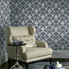 Palazzo Pitti collection #wallpapers  Italian luxury wallcoverings #maxmartinihome