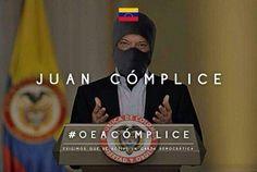 Protest Poster - #VenezuelaSOS