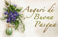 Auguriamo a tutti voi e alle vostre Famiglie una Serena Pasqua.. We Wish you all a very Happy Easter....
