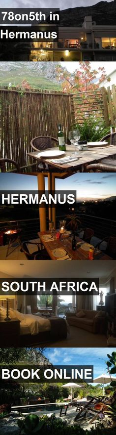 Hotel 78on5th in Hermanus in Hermanus, South Africa. For more information, photos, reviews and best prices please follow the link. #SouthAfrica #Hermanus #travel #vacation #hotel