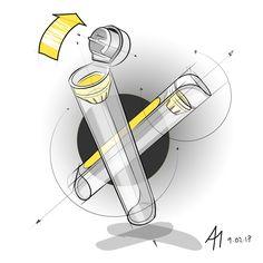 Sketch practice using illustrator - Adam Haynes 09.02.17