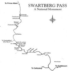 The Swartberg Pass, South Africa. Breathtaking (literally)!