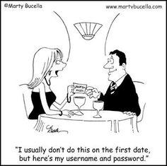 Online dating jokes
