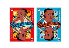 The Kings & Queens (Peet Pienaar) South African Art, King Queen, Scooby Doo, Fallout Vault, Alice, Punk, Repeat, Cover, Queens